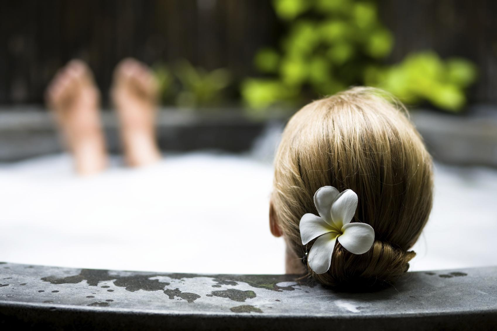 We Love Hot Tubs! helps you relax even more