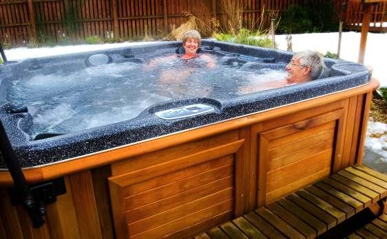 Hot tub recommissioning